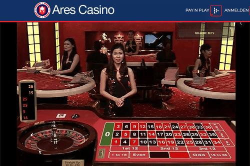 Ares Casino Live Casino