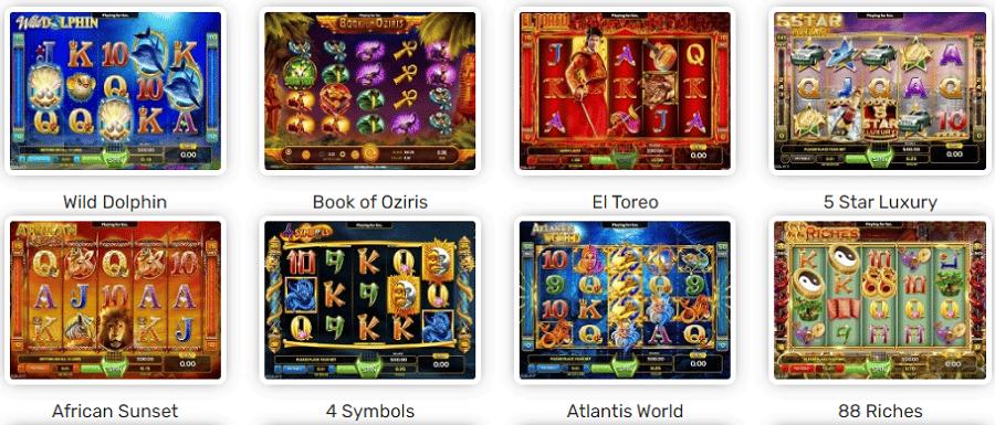 Gameart Spielautomaten gratis spielen