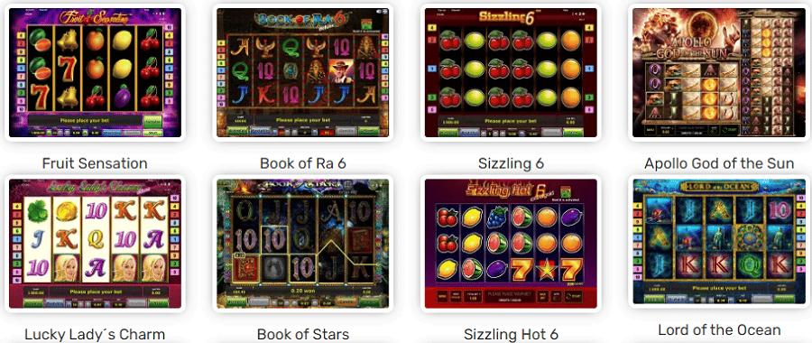 Novoline Spielautomaten kostenlos