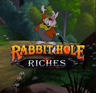 Rabbit Hole Riches Play'n Go