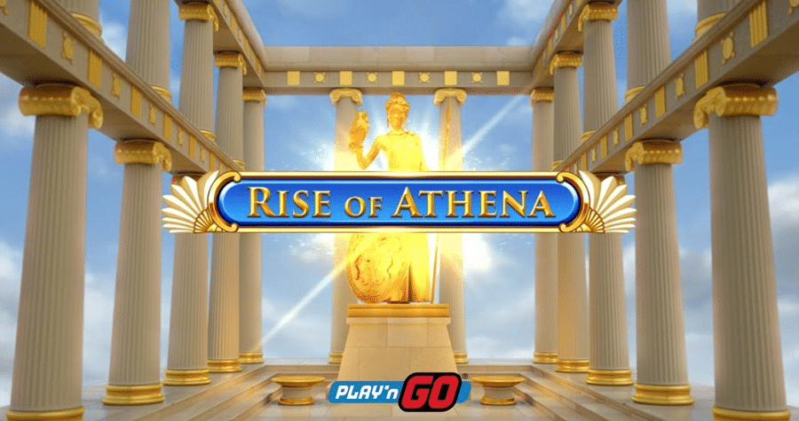 Rise of Athena Play'n Go