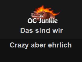 Über OC Junkie
