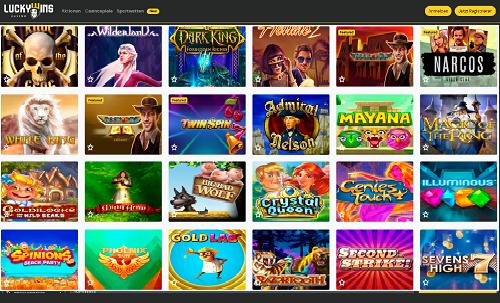 Lucky-Wins-Spielautomaten